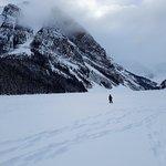 Hiking, snow shoeing, endless
