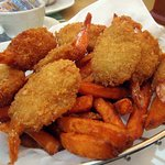 Prestige Diner - Fried Shrimp Basket