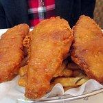 Prestige Diner Fish & Chips