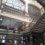 Interior Palacio Postal