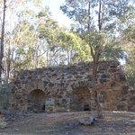 Roasting pit ruins