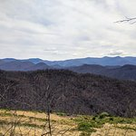 Craggy and Black Mountains
