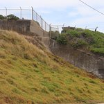 Outside the Fort Scratchley