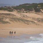 The dunes are amazing!