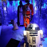 R2D2 and Yoda