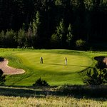 Golf at the Angel Fire Country Club