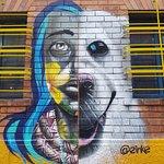 Foto de Bogota Graffiti Tour