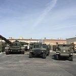 Outside at Battlefield Vegas