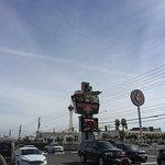Battlefield Vegas sign.