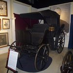 McKinley's Carriage - Rode In It To Station For Departure For Buffalo