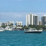 View of Singer Island From Water Taxi
