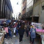 Feria De San Pedro Telmo- Calle Defensa- Bs.As. 2018.