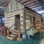 Oldest existing log cabin in U.S.