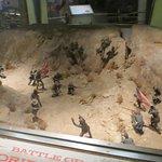 Many dioramas