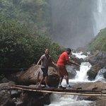 Sipisopiso waterfalls
