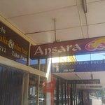 Apsara Café walking West down Kendal St.