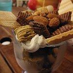 Sidewalk Ice-Cream Lounge