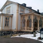 Former family home