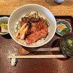 Yakitori Don (lunch)