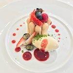Desert (lunch dish)