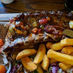 The best BBQ Ribs in Lake District!!!
