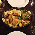 Caldeiras & Vulcoes Restaurante Foto