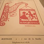 Photo de Brasserie Bofinger
