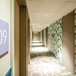 Couloirs hôtel BEST WESTERN PLUS Vannes centre-ville