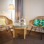 Chambre Supérieure hôtel BEST WESTERN PLUS Vannes centre-ville