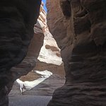 Red Canyon hiking trail, Eilat