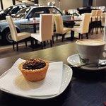 Sütemények, kávék
