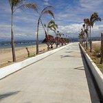 Poro Point Baywalk, San Fernando, La Union