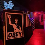 the arena obey the rules!