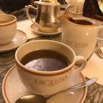 L'Africain - best hot chocolate ever!