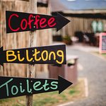 Coffee, Biltong and Toilets