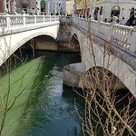 Photo of Triple Bridge (Tromostovje)