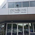 Photo de Bensons