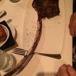 35;ounce Tomahawk steak!