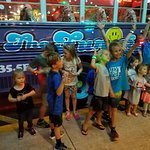 Charter THE FUN BUS for your next event!