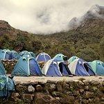 Campamento inca trail
