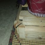 Pallets for mattress