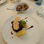 Le Stras' - Tournedos de bœuf rôti & son tartare coupé au couteau