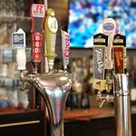 We have great local and national brands on tap.