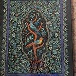 My beautiful tapestry from Sanskriti's