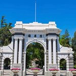 The Second Gate of Tsinghua University, more like a real historical remain than a rebuilt one