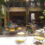 Foto van Posada de las Minas Restaurant