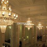 Minsk Opera, foyer