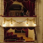 Minsk Opera, 1 & 2 - expensive upper boxes
