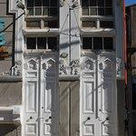 Ornate Matching Doors