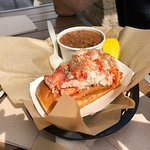 Lobster Roll with Extra Lobster